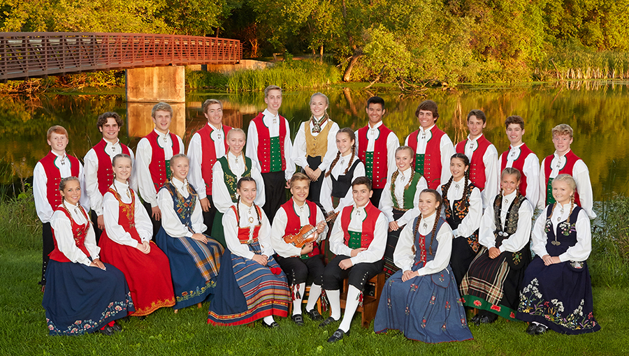 2019-20 Stoughton Norwegian Dancers
